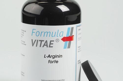 L-Arginin Forte – HOCHDOSIERT