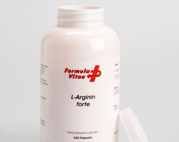 L-Arginin Base – HOCHDOSIERT